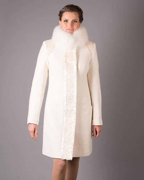 Купить Зимнее пальто паетки белое оптом - ЖЕНСКИЕ ПАЛЬТО ЗИМНИЕ от ... 9af5f8a80a712