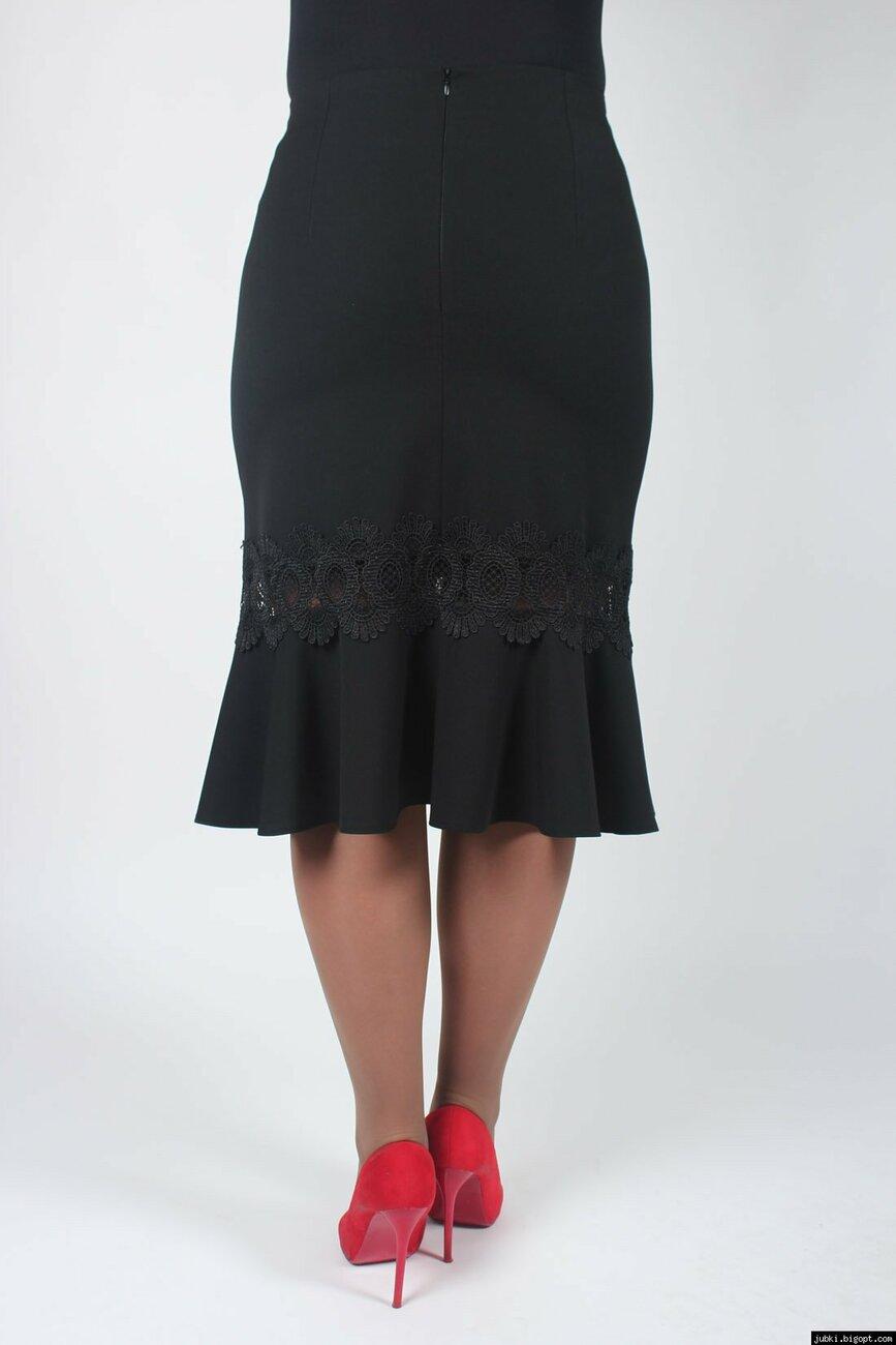 f9753c24b88 Купить Юбка Годе с кружевной тесьмой . Нарядная женская юбка оптом ...