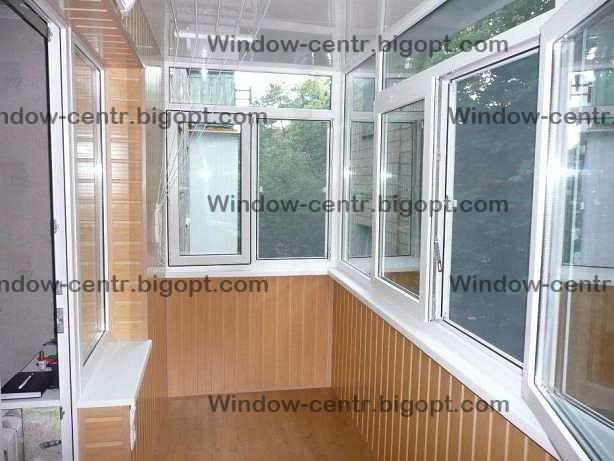Купити балкони оптом - балкони під ключ від window-centr.