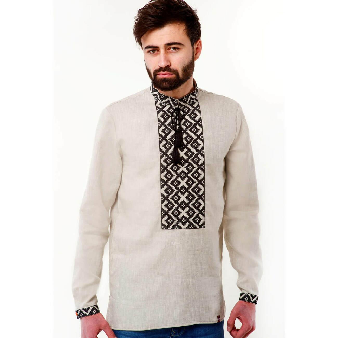 Купити Вишиванка Гуцульська VH-1028 оптом - Вишитий одяг від ... 3a328dd9bf961