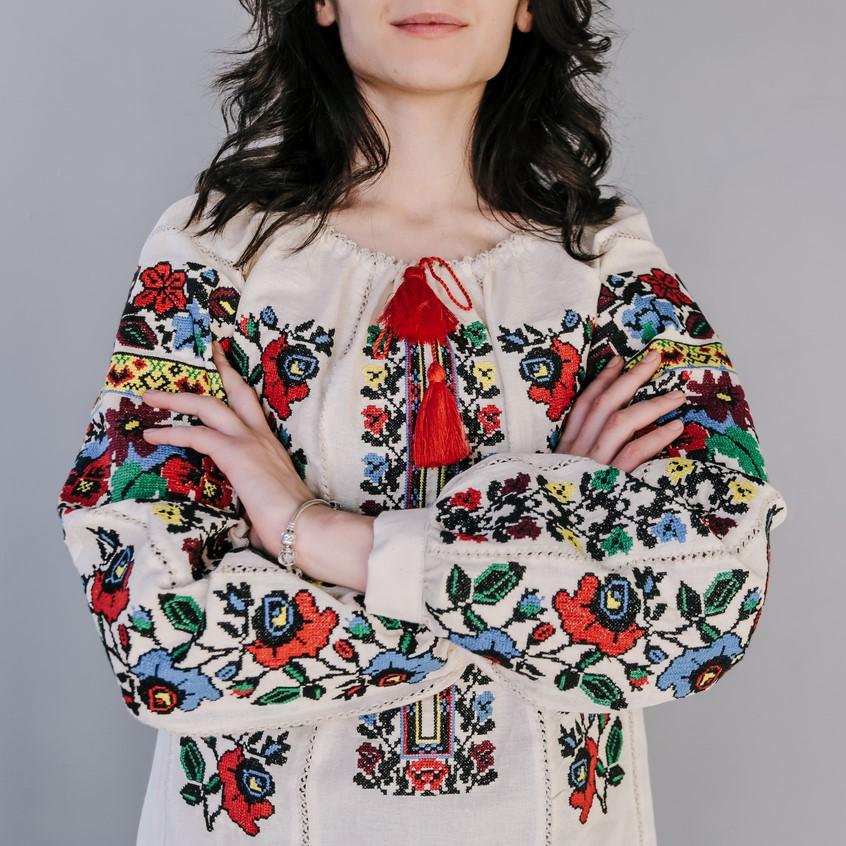 Купити Вишиванка Мальва VS-1017 оптом - Вишитий одяг від Leosouvenir ... 13c89b9ee0744