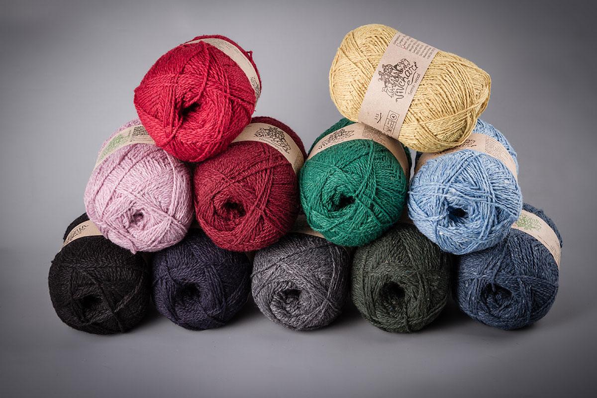 Лучшие пряжи для вязания